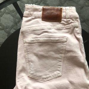 Light Pink Zara Jeans